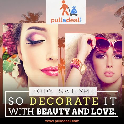 Get ‪#‎best‬ deals on ‪#‎Spas‬ and Salons ‪#‎Health‬ and Fitness and ‪#‎Food‬ and ‪#‎Drinks‬ at www.pulladeal.com