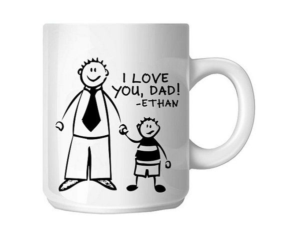 fathersday is a day to spoil your dad this mug from son to design your own