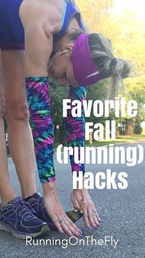 Do you like running in the fall?   A lot of runners sing the praises of fall because they welcome the cooler temps for their runs.  Myse...