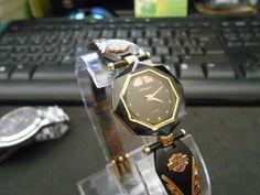 vintage harley davidson watch