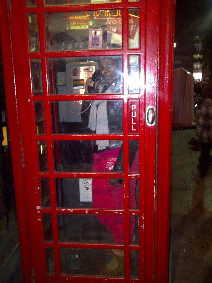 phone cab