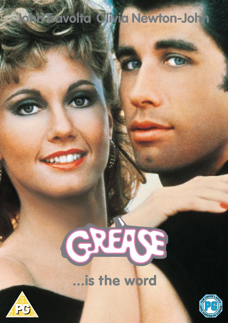 Grease [1978]: John Travolta, Olivia Newton-John, Stockard Channing, Jeff Conaway, Barry Pearl, Michael Tucci, Kelly Ward, Didi Conn, Jamie Donnelly, Dinah Manoff, Eve Arden, Frankie Avalon, Randal Kleiser - director