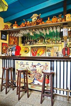 CNTraveller: Best bars and restaurants in Havana's cool neighbourhood   Habana Vieja, Cuba (Condé Nast Traveller)