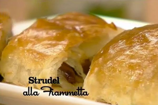 Ricetta Strudel di cipolle - I menù di Benedetta