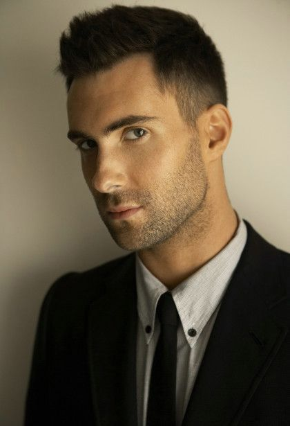 "If Adam Levine keeps taking pictures like this, he's gonna bump some guys off the top of my ""list""."