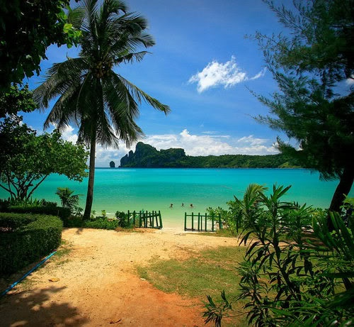 Private Beaches: Bahamas: Private Beach