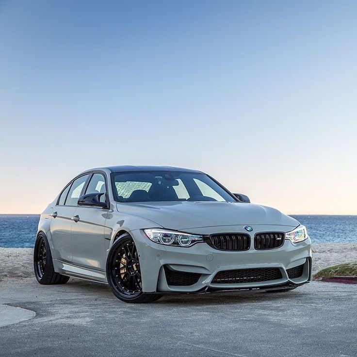 BMW Individual Fashion Grey M3 sedan | (via motorrenngruppe_chad)
