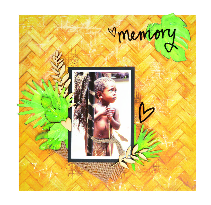 Memory - Melissa Kennedy