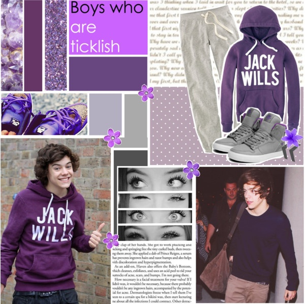 """Harry Styles & Jack Wills ; style two."" by norma-audrey-b ❤ liked on Polyvore"
