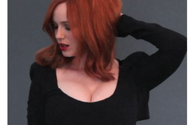 Mad Men returns to TV this Sunday night, and this really means: the return of Christina Hendricks as Joan Harris. Here are some sexy GIFs as a sneak peek.