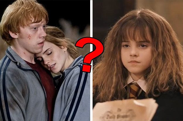 Would Hermione Granger Like You? | Harry Situations | Harry