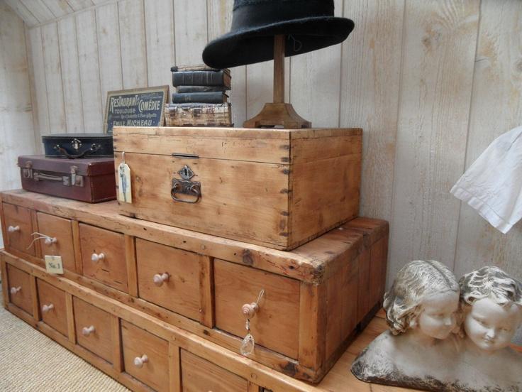 boudoir ancien meuble d apothicaire ensemble avec plateau commode meuble plaque argent circa 1900