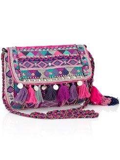 HIPPY SHAKE CROSS BODY BAG