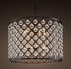 chandeliers restoration hardware