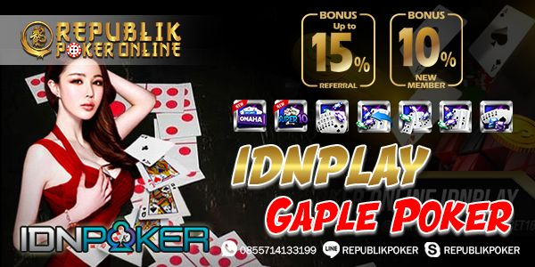Pin On Republik Poker