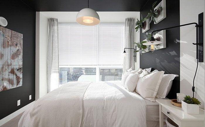 Фото из статьи: 10 обязательных шагов для создания идеальной спальни