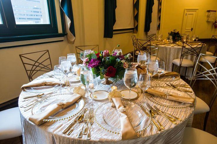 Elaina & Brian | Soldiers & Sailors Museum| Grand Ballroom | Pittsburgh Wedding | Fall Wedding | October Wedding | Rania's Catering | Goldstein Photography | Grey Phoenix Lighting | Balcony seating |