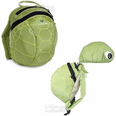 Turtle backpack with harness and reigns and shell - littlelife | Youngsies: Baby Bonanza, Turtles Backpacks