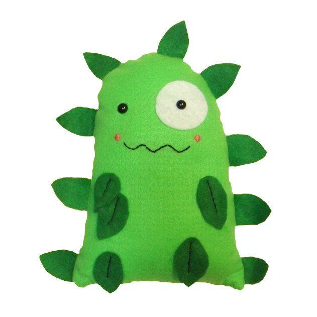 Planto Monster Doll