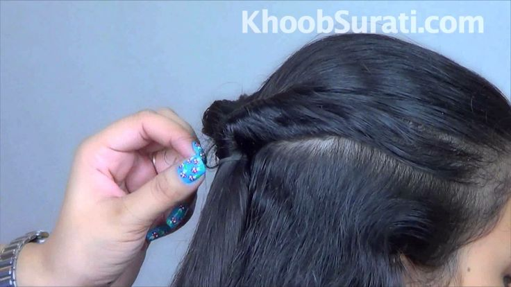 Flip In Style For Long Hair
