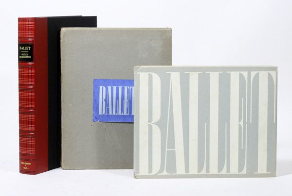 Alexey Brodovitch - Ballet. This and more important rare books for sale on CuratorsEye.com
