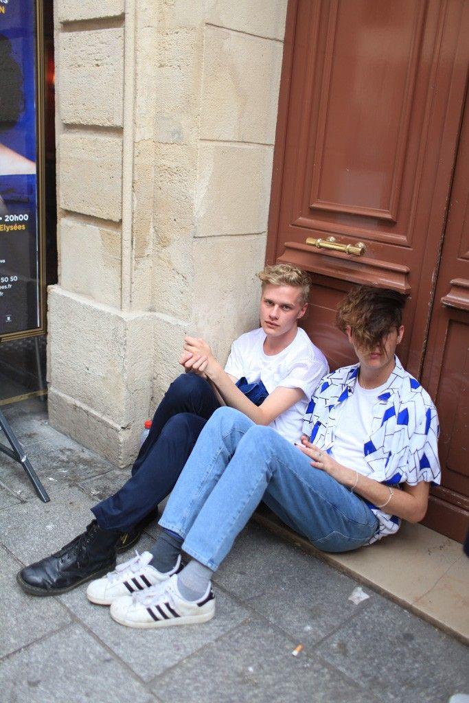 They Are Wearing: Paris Men's Fashion Week Spring 2015 - Slideshow - WWD.com