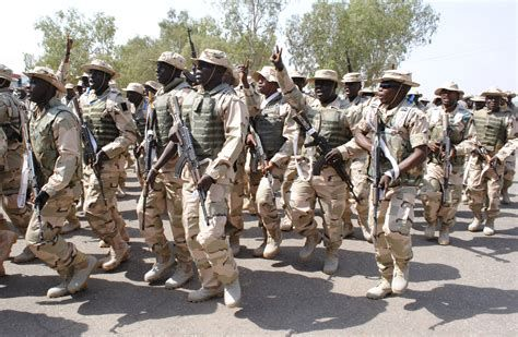 Nigerian Troops Rescue 15 Women, Recover Armoured Personnel Carrier From Boko Haram