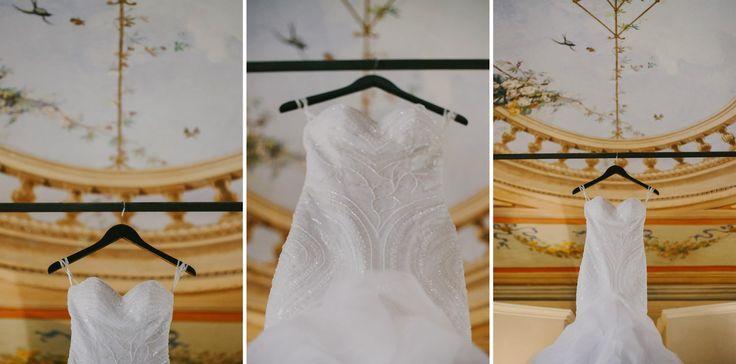 Wedding dress • Olga + Tristan • Wedding in Asti • Lucrezia Cosso