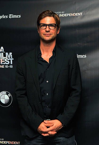 Actor Gale Harold attends the 'Weepah Way for Now' screening during the 2015 Los Angeles Film Festival at Regal Cinemas LA Live on June 16 2015 in...