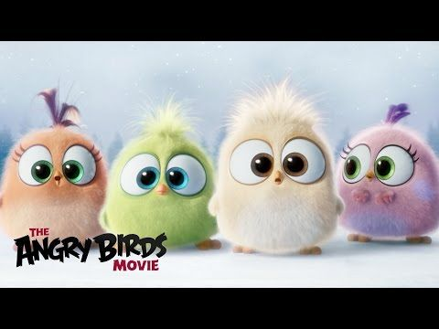 The Angry Birds Movie - Season's Greetings from the Hatchlings! when u have a bad day just watch this video!