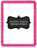 Grade 6 Social Studies (Ontario) - Canada's Trading Partne