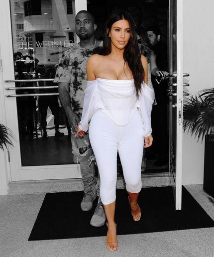 Is this Kim Kardashian's fashion homage to Game Of Thrones?