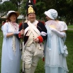 A Picnic at Pemberley, our annual regency event where we sip tea with Mr Darcy