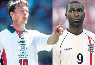 Why Andy Cole has hated Teddy Sherringham for over 15 years....http://www.independent.co.uk/sport/football/news-and-comment/the-andy-cole-column-the-real-reason-ive-hated-sheringham-for-15-years-he-refused-to-shake-my-hand-1915658.html