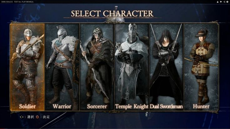 Dark Souls 2 Knight Warrior   imagine this is just for the beta, the final version should have ...