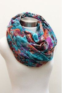 S11 scarves multi-color