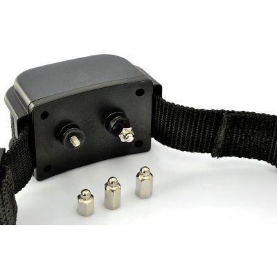 Dos Collares 1 Control Eléctrico De Entrenamiento Perros, Re - $ 1,665.76 en MercadoLibre