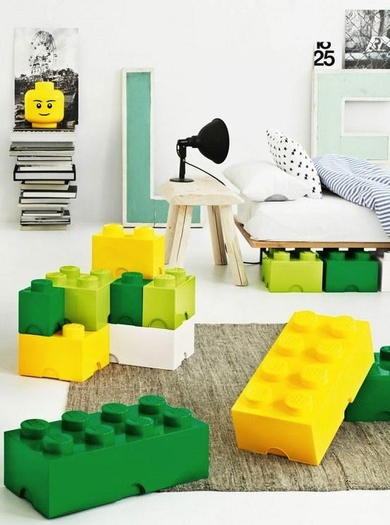 Bedroom for Boy   LEGO Theme
