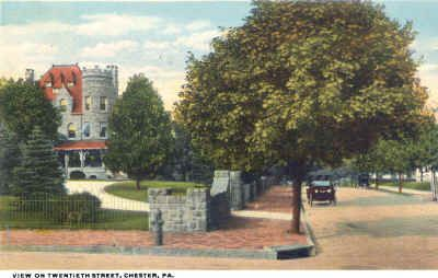 E Chester Painting about My Hometown.....Chester, Pennsylvania on Pinterest | Chester ...