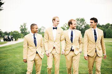 khaki and navy groom+groomsmen- JCrew (Julie Lim Photography)