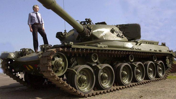 Al Khalid MBT jordanian Lešany tank museum.