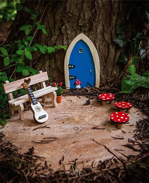 11 best the irish fairy door company images on pinterest for Irish fairy door ideas