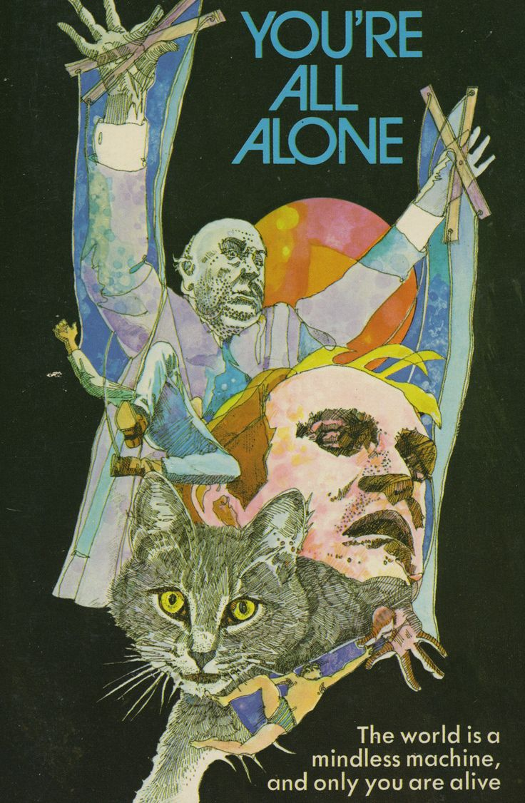 You're All Alone, Fritz Lieber,