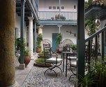 TerraceatHospes Hotel Las Casas del Rey de Baeza in Seville