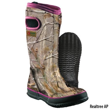 Guide Series Womens Shiloh II Neoprene Hunting Boot-724153 - Gander Mountain
