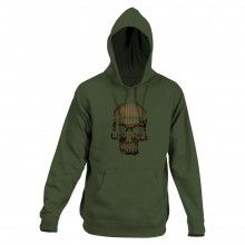 Bullet Skull Hoodie can be purchased from 511 Tactical Online Store with Promo Codes and Coupons.
