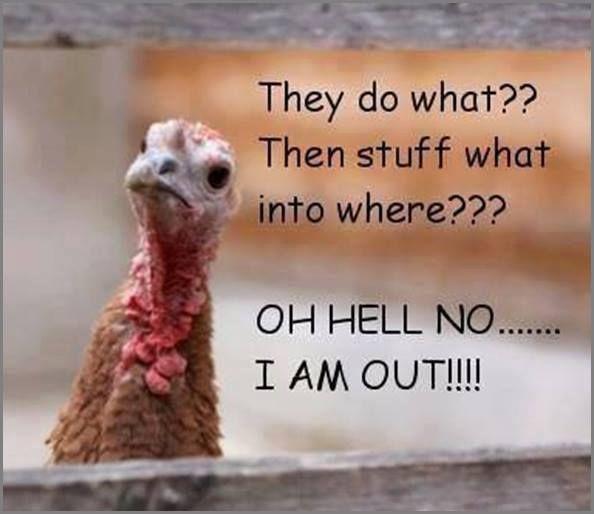 Funny Thanksgiving Joke
