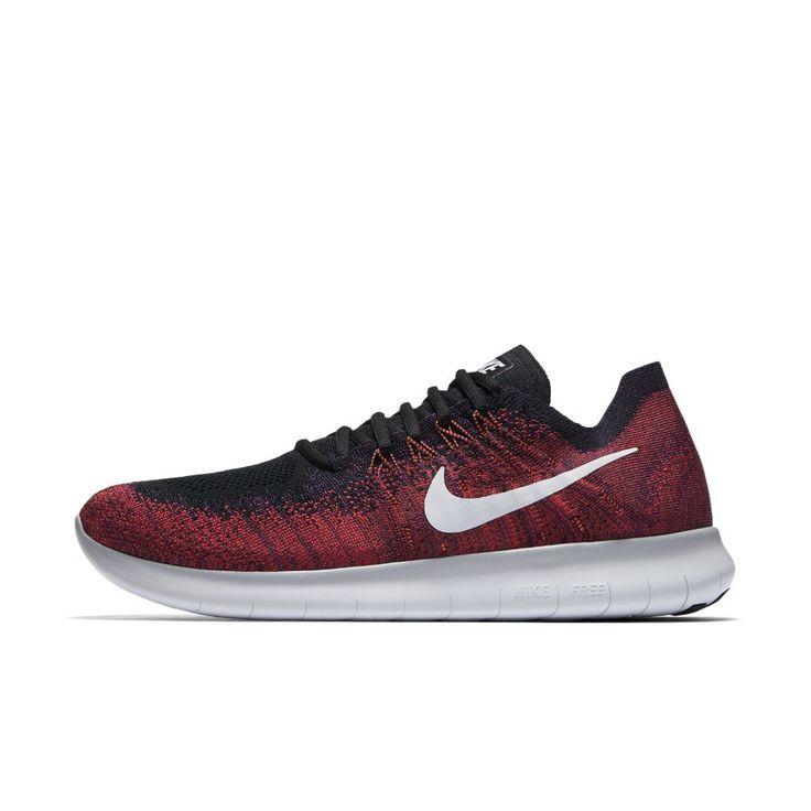 Nike Free RN Flyknit 2017 Men's Running Shoe Size