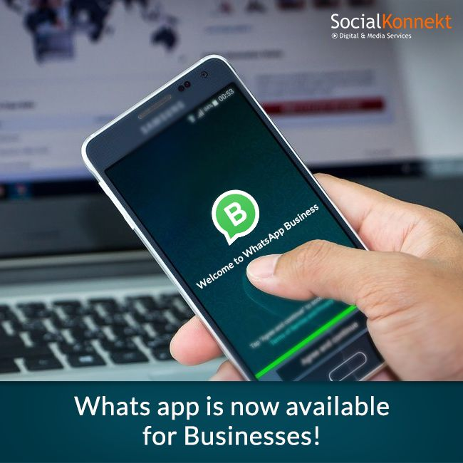 Facebook is now making it easier for businesses to start a conversation with customers directly on WhatsApp. Businesses can now add buttons to their ads running on Facebook that link to their WhatsApp accounts. #SocialMedia #News #WhatsApp #SocialKonnekt #Digital #Marketing