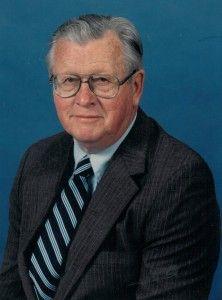 Dr. Granger Westberg founder of the Parish Nurse Movement